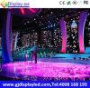 Afficheur LED de publicité polychrome d'intérieur/écran visuel (P8, P6, P10)