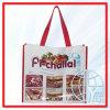 Sac à provisions tissé par pp de supermarché (ENV-PVB055)