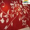 El yeso artístico de la seda del Estilo-Arco iris de la pared