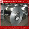 Hoja de acero galvanizada galvanizada sumergida caliente del hierro JIS3302 en bobina