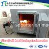 incinerador animal do corpo 100kgs/Time, incinerador de alta temperatura