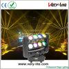 Het Licht die van de disco de Lichten van het Effect van Hoofd LEIDEN 8X10W DJ van de Spin bewegen