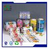 Pet / VMPET / PE Imagerie laminée en poudre en poudre Matériau d'emballage