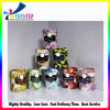 Difieren Patrón caja de papel / Ronda Box / cosmética caja