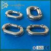 Lien de connexion de chaîne en acier inoxydable