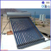Riscaldamento dell'acqua solare pressurizzato alta qualità