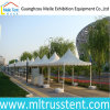 3X3m Outdoor Pagoda Canopy Corridor Awning Design