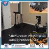 stuoia di gomma della pavimentazione di esercitazione dei capretti di 500*500mm, stuoie di gomma Antifatigue del pavimento di ginnastica