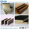 O material de construção da película enfrentou a madeira compensada da fábrica de Weifang