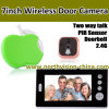 2.4G Wireless Door Peephole Camera