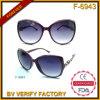 Верхние модные солнечные очки типа повелительниц F6953 с диамантом