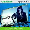 Exhibición de LED al aire libre de Chipshow AV13.33 LED a todo color que hace publicidad de la exhibición