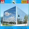 2-19mm CE & o plano do GV dobrou o vidro de vidro de construção curvado da construção