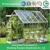 裏庭のPloycarbonateシートの野菜の温室
