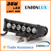 Singolo Row 4X4 LED Light Bar 30W