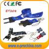 Acollador promocional vendedor caliente del USB del regalo de la manera (ET208)