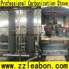 7000-8000 Kg/Day Holzkohle-Brikett, das Zeile für BBQ verwendet bildet