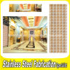 Modern intérieur Color Coated Stainless Steel Wall Cladding pour Hotel