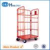 Gaiolas logísticas do armazenamento do metal da segurança do rolamento