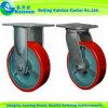 Kaiston Fertigung-Polyurethan-Fußrolle