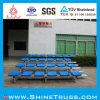広州の工場アルミニウムBleacherの椅子