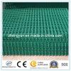 Acoplamiento de alambre de cadena revestido del diamante de la cerca del PVC