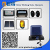 Abridor eletrônico da porta dos jogos solares da porta