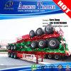 販売のための最も安い40ftの骨組3車軸容器のトレーラー