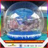 Nuovo Vita-formato Snow Globe Clear Inflatable Dome Tent di Finished per Live Show
