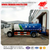 Koolstofstaal de Tankwagen van het Water van 10000 Gallon voor Verkoop
