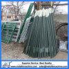 1.33 1.25 postes cloutés par T matériels en acier de vert de Bl