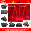 1600MW Red 8 Eyes, das Spider Beam Laser Light Verschiebt-Head