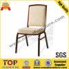 Cadeiras Stackable de alumínio elegantes do banquete