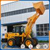 Standardgroße vorderes Rad-Ladevorrichtung china-3ton für Minenfeld