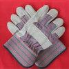14の 16のそぎ皮の溶接作業手袋、14の 16の安全手袋