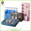 Rectángulo cosmético de empaquetado colorido de Madeup del regalo del papel de imprenta con la ventana