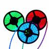 CE/RoHS/FCC/3 de Flexibele LEIDENE van de Garantie van Jaren Lichten van de Strook