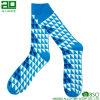 Unisex длинние оптовые носки экипажа хлопка