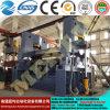 Машина завальцовки Mclw11s-50*3000 плиты CNC выдвиженческого Ce 3 Rolls плиты ролика Approved