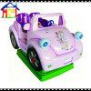 Giochi a gettoni del Kiddie dell'automobile elettrica di giro del giocattolo Pinky di divertimento