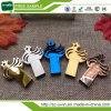 Reales Metall-USB-Blitz-Laufwerk der Kapazitäts-64GB für Huhn-Jahr
