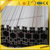 Perfil de aluminio sacado industrial 45*90 con ISO9001