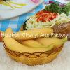 Frutta artificiale di plastica realistica della banana
