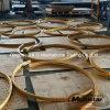 Anneau de verrouillage de roue de l'élément de roue OTR minier