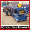 Gavanized de aço automático C Purin lamina a formação da máquina com cortador do molde