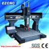 Ezletter 이중 공 나사 5 축선 기계적인 조각 CNC 대패