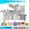 Hohe Leistungsfähigkeits-automatische Quetschkissen-Verpackungsmaschine für Süßigkeit