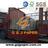 Papel sin carbono revestido de la NCR de la pulpa de madera para la producción de los recibos