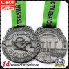 Самый новый сувенир 3D Metals медаль с подгонянной тесемкой