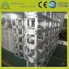 Fascio di alluminio del quadrato del bullone della fase della vite di prestazione di disegno del fascio della Cina